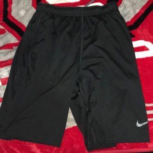 Small dri fit Nike basketball shorts